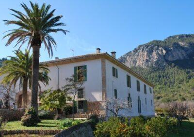 Mallorcahøjskole - Finca